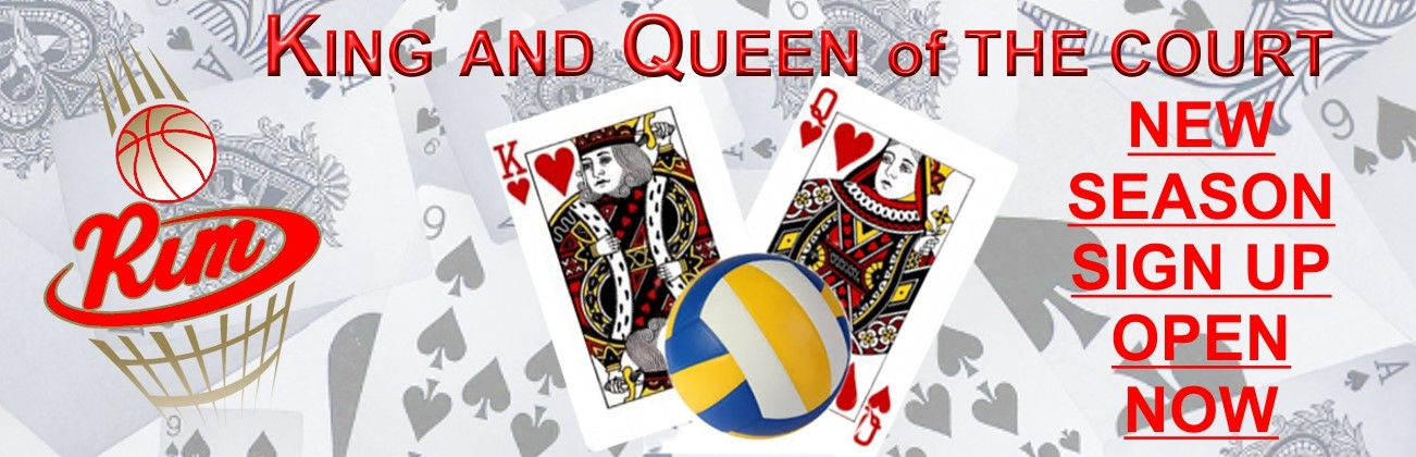 King-Queen of the Court