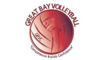 Great Bay Volleyball Logo